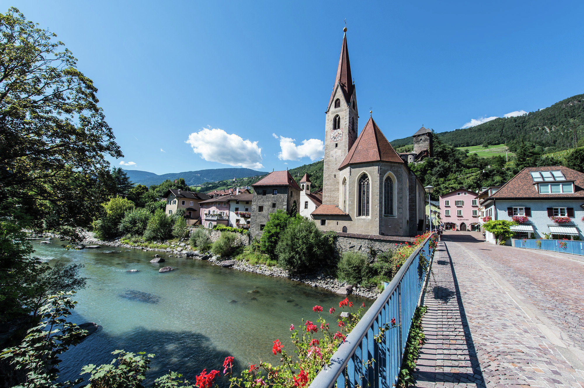 Hotel in Chiusa / Klausen – Holidays in South Tyrol