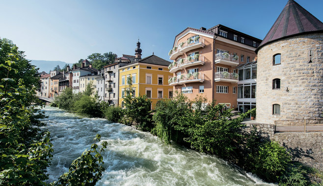 Unterkünfte Bruneck