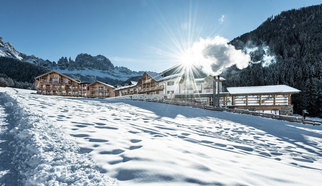 Cyprianerhof Dolomit Resort - Cyprianerhof