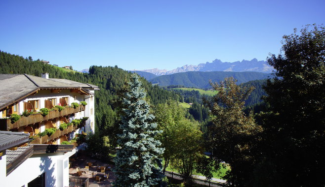 Ganischgerhof Mountain Resort & Spa - Summer View