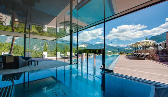 Hotel Albion Mountain Spa Resort Ortisei Val Gardena Book Online Now