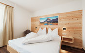 Double room with a panoramic view