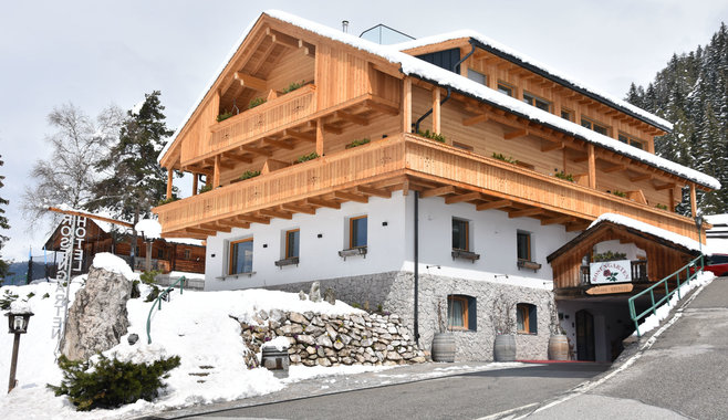 Hotel Rosengarten - Winter