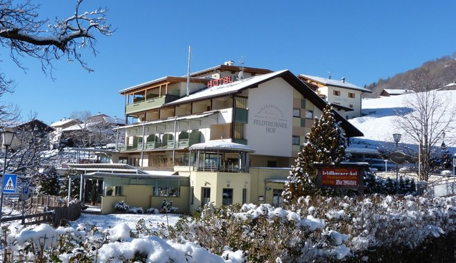 Panorama-Wellness Hotel Feldthurnerhof - Feldthurnerhof Winter