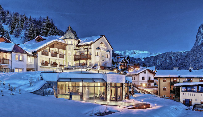 Alpenheim Charming Hotel & Spa - Alpenheim Charming & Spa Hotel Winter