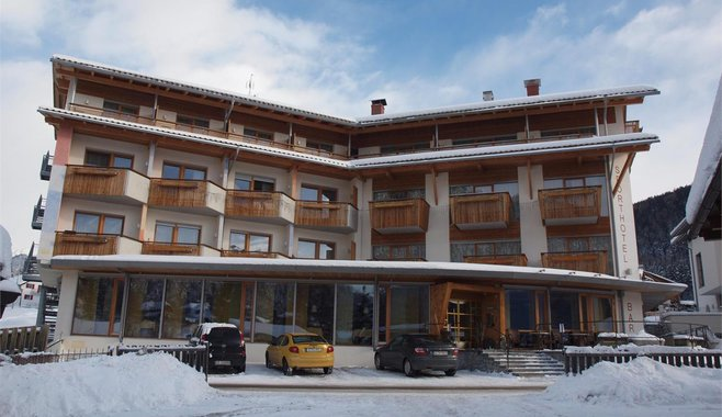 Sporthotel Rasen - Winter