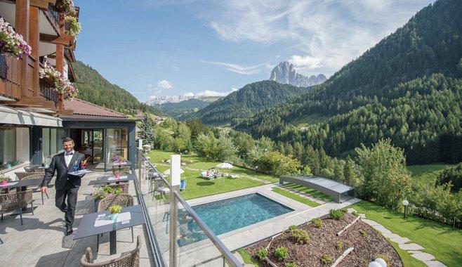 Diamant SPA Resort - Santa Cristina Val Gardena. Prenota ...