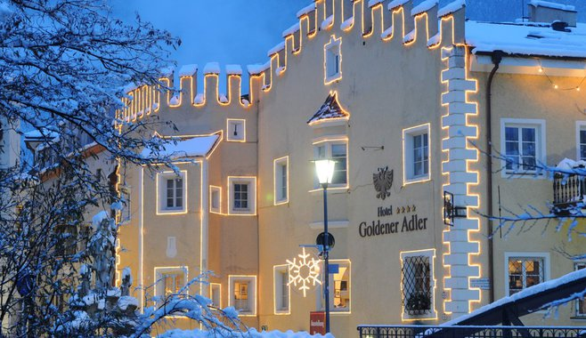 Hotel Goldener Adler - Winter