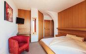 Dolomites double room