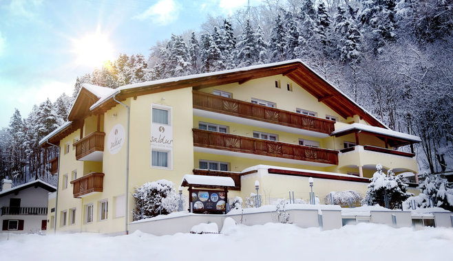 Saldur Small Active Hotel  - Saldur Small Active Hotel