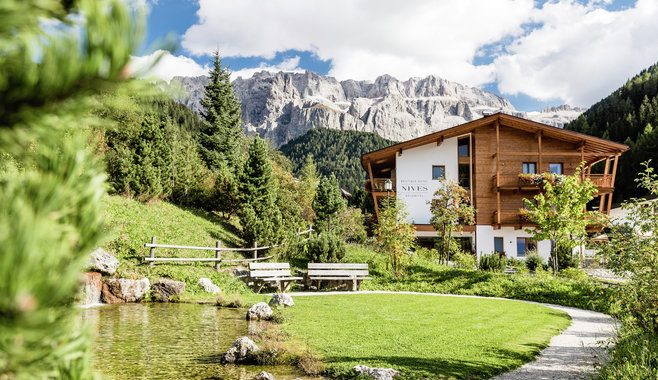 Boutique Hotel Nives - Luxury & Design - Boutique Hotel Nives ****S Dolomites