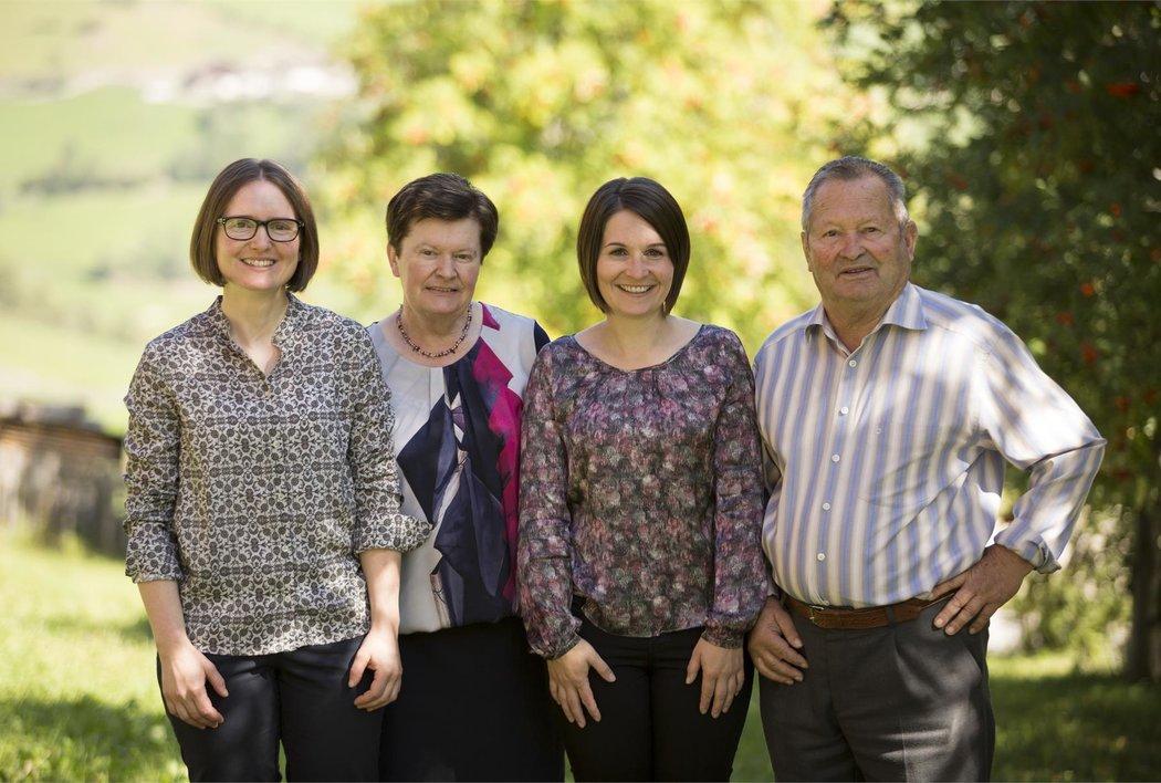 Familie Oberhofer