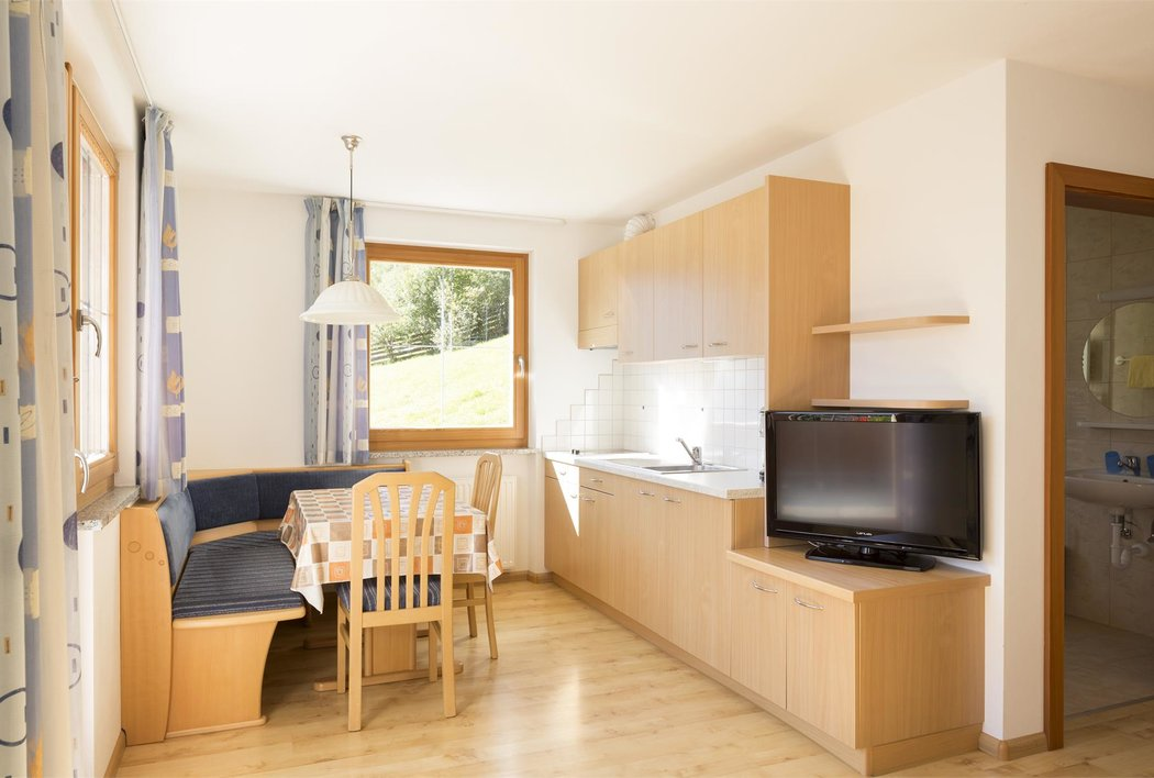 Appartement Wohnraum