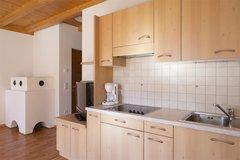 Appartement Küchenzeile
