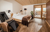 Apartment Mola with infraredloungebed
