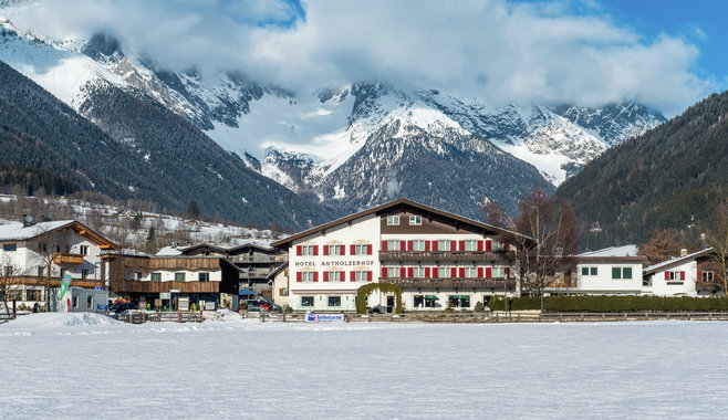 Hotel Antholzerhof - Winter