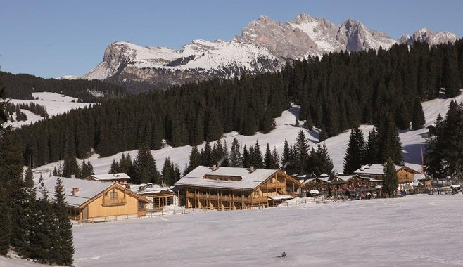 Tirler - Dolomites Living Hotel - Winter