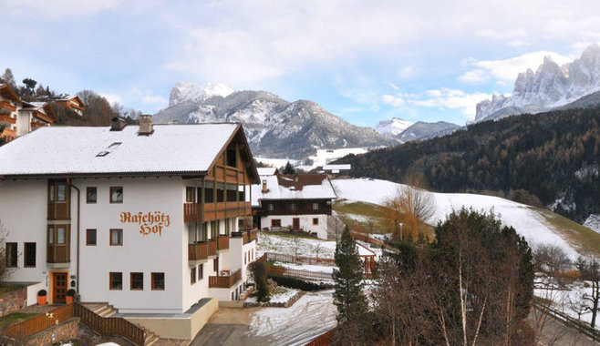 Pension Raschötzhof - Pension Garni Raschötzhof