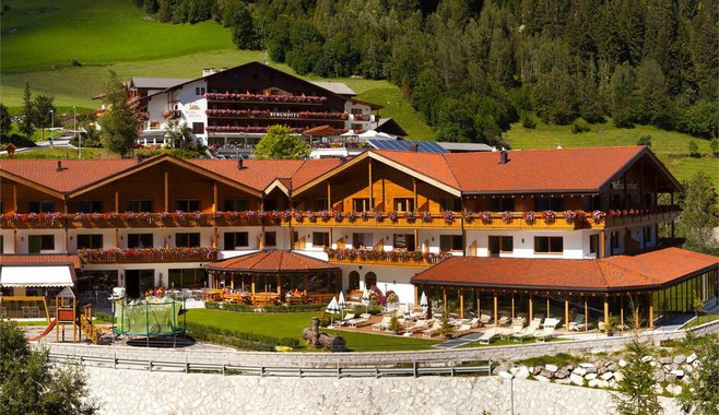 Wellness-Sporthotel Ratschings - Sommer