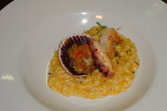 traditional local dishes with Mediterranean cuisine - Hotel Edelweiss