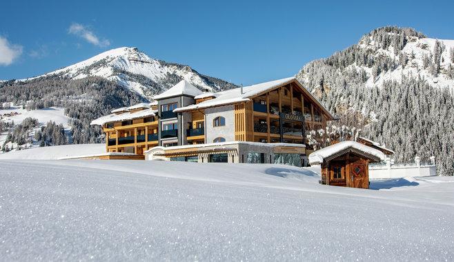 Granvara Relais Spa Hotel Wolkenstein In Groden Jetzt Online