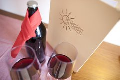 Hausgmachter Rotwein