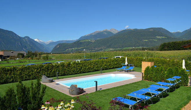 Hotel B&B Feldmessner - Swimming pool