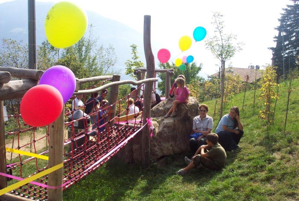 Abenteuerspielplatz Vellau