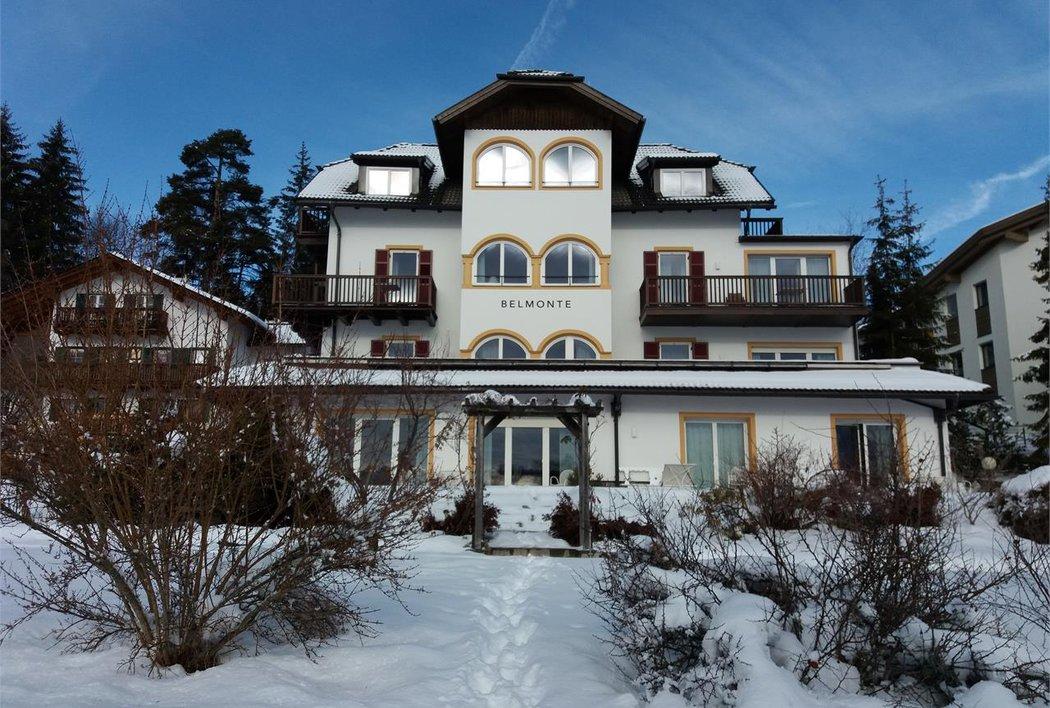 Belmonte-Residence im Winter