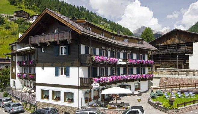 Kristiania Small Dolomites Hotel - Sommer
