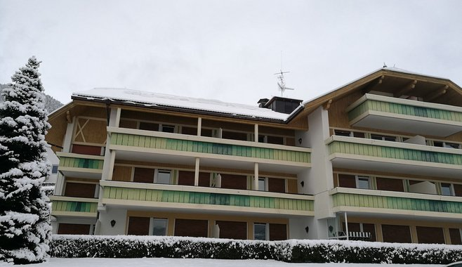 Residence Terentis - winter