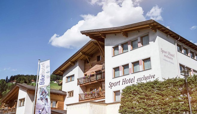 Sporthotel Exclusive - Sport Hotel exclusive